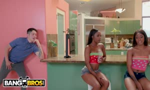 BANGBROS - Sarah Banks bangs