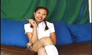 Filipina lady Nika loves Riding enormous prick