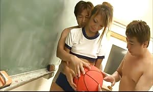 Two aroused
