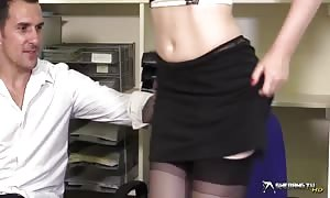 passionate prick throating by a lovely Tina Kay