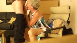 Aine : GOIng down on her Irish man :) ENJOY