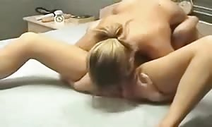 home-made lesbo fuck flick